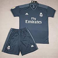 Футбольная форма Реал Мадрид 2018-19