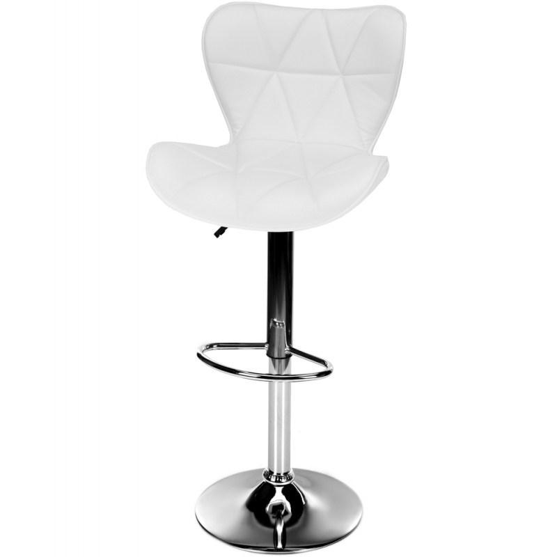 Барный стул барний стілець кресло на кухню Hoker Castel Royal белый