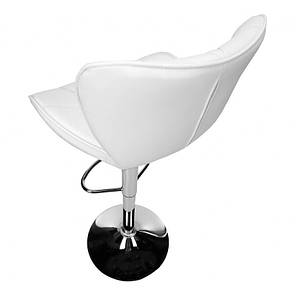 Барный стул табурет барний стілець кресло для кухни Hoker Castel Royal белый, фото 2