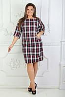 Женское платье в размерах 48.50.52.54, фото 1