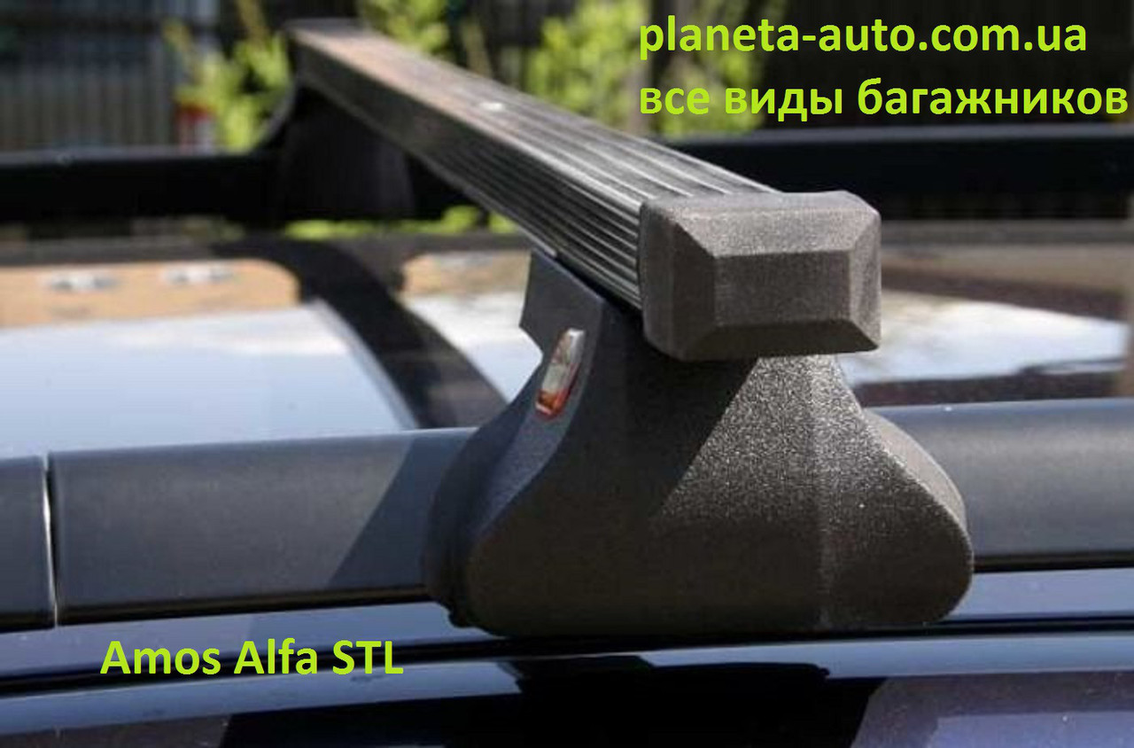 Поперечины VOLKSWAGEN Golf PLUS, mk V, Hatchback 2005-2008 Alfa STL на