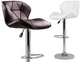 Барный стул табурет барний стілець кресло для кухни Hoker Castel темно коричневый, фото 3