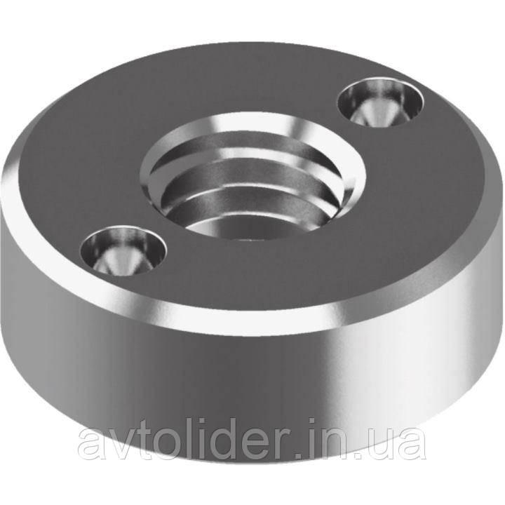 DIN 547 - нержавеющая гайка круглая с шлицевыми отверстиями