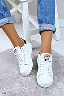 Женские кожаные кеды Adidas Stan Smith, реплика