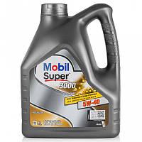 Масло моторное Mobil Super 3000X1 5W40 Disel, 4л