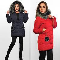 ФАБРИЧНЫЕ Куртки Парки Пуховики Fulanxin  Размеры 42-52. Цвета в наличии