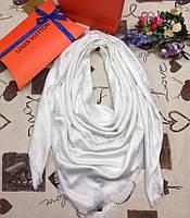 Платок Louis Vuitton белый