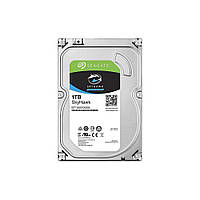 "Жесткий диск 3.5"" Seagate SkyHawk HDD 1TB 5900rpm 64MB ST1000VX005 SATAIII"
