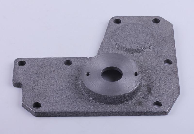 Крышка боковая корпуса  для мотоблока 180N/195N КОД  3460