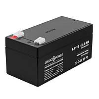 Аккумулятор LogicPower LP 12V 3,3AH (LP 12-3.3AH)