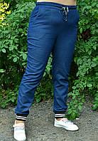 Женские спортивные джинсы в больших размерах 10BR989, фото 1