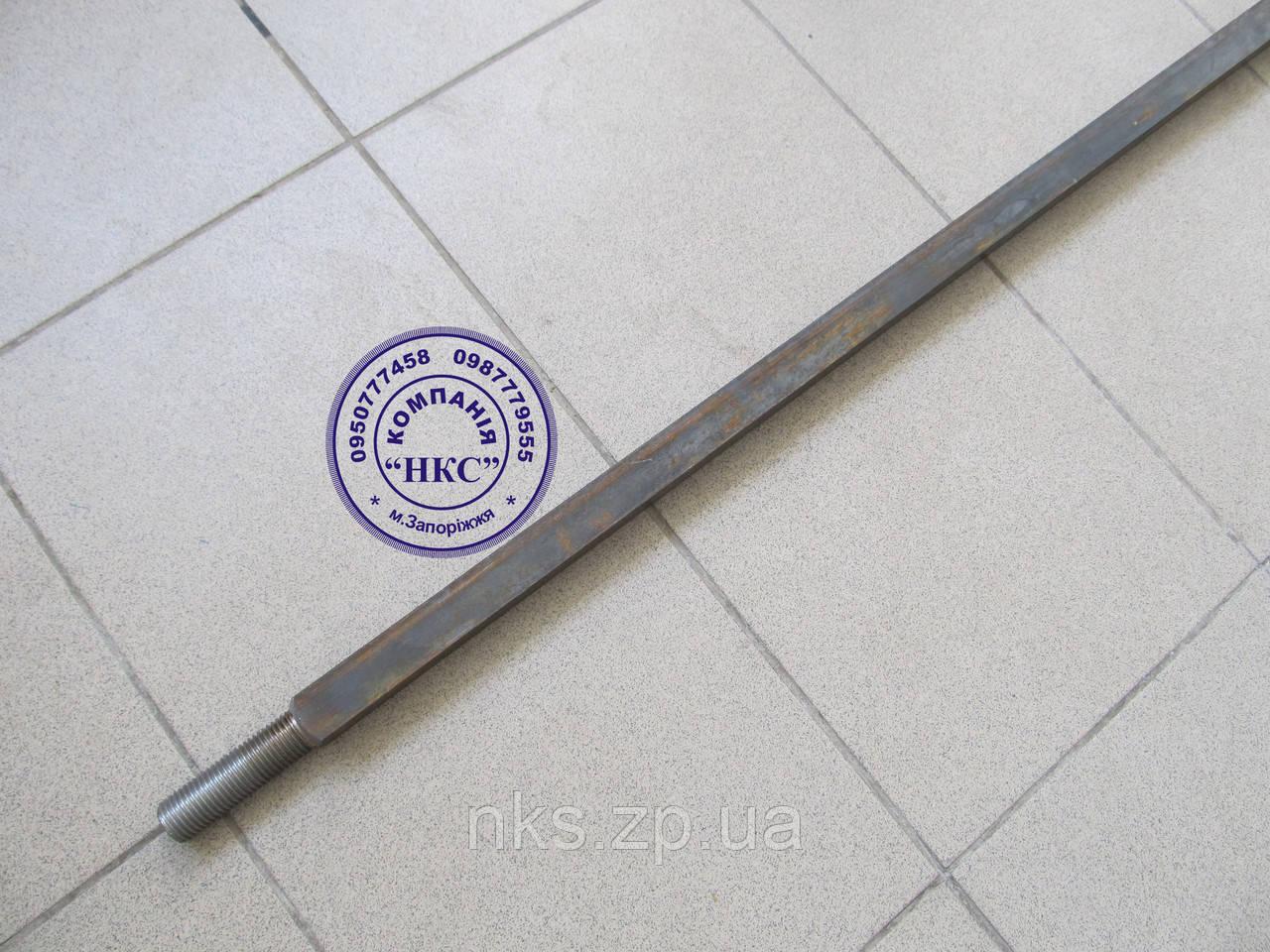 Вісь ріжучого вузла 1650 мм ЛДГ-10.