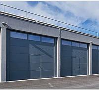 Секционные ворота Hörmann SPU F 42 3 х 3 м, фото 1