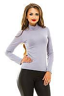 Гольф женский вискоза 050 (48/52 универсал) (цвет серый) СП
