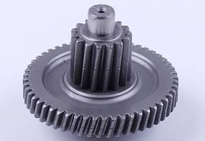 Стартер электрический (ремень) - для скутера 50CC2T
