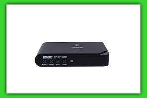 Цифровой TV приёмник OPERASKY OP 407 DV3 T2
