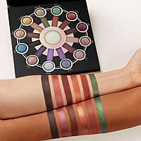 Палитра теней Cosmetics Zodiac 24 цвета  + 1 хайлайтер, фото 1
