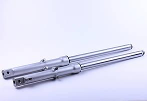 Амортизатор передний (пара) -для мопеда Альфа