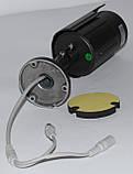 Камера наружного наблюдения с креплением серого цвета, фото 5