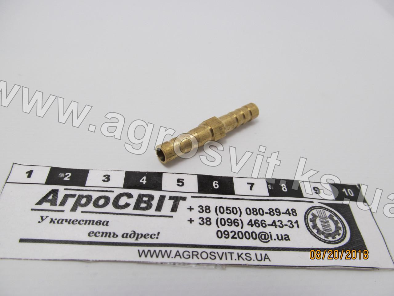 Соединитель  шланга 5 мм., каталожный №