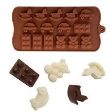 Коврики и Молды для шоколада