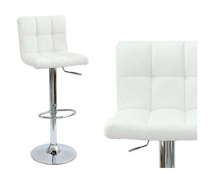 Барный стул табурет барний стілець кресло для кухни Hoker белый, фото 2