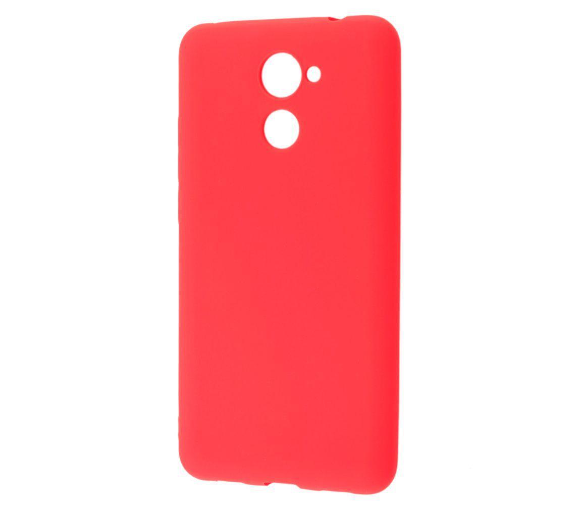 Чехол SMTT для Huawei Y7 - червоний