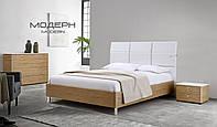 Кровать Турин серия Модерн в шпоне