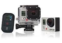 Экшн камера GoPro HD HERO 3 + Black Edition (RB), фото 1