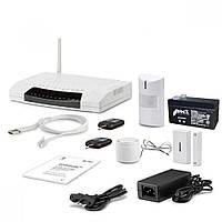 GSM сигнализация Ajax WGC-103 KIT + брелоки