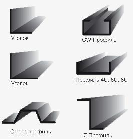 Подконструкция вентилируемых фасадов