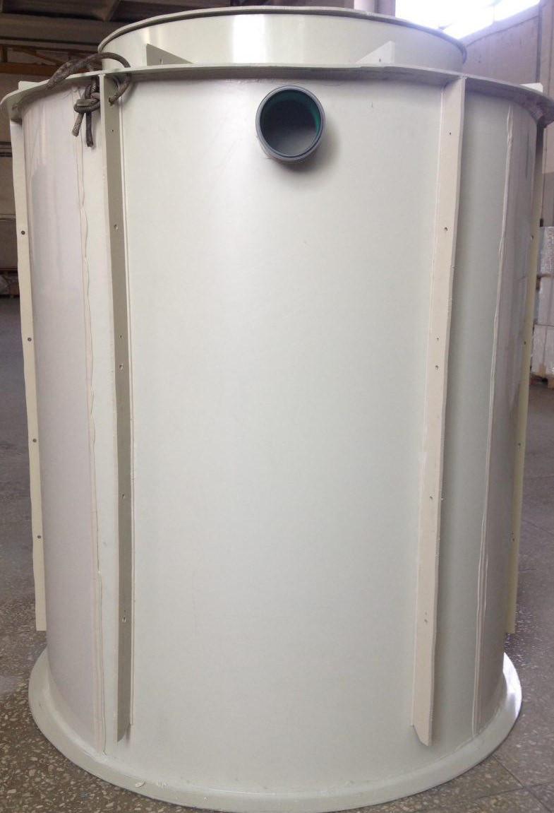 Нефтеуловитель (сепаратор нефтепродуктов) НФ-БИО-1К