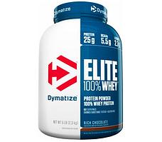 Протеин Elite Whey 2.27кг Dymatize