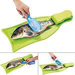 Доски с зажимом для рыбы