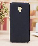 Матовый силиконовый Soft-tuch чехол для Meizu Pro 6 Plus / Стекла есть в наличии /, фото 3