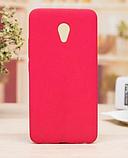Матовый силиконовый Soft-tuch чехол для Meizu Pro 6 Plus / Стекла есть в наличии /, фото 4