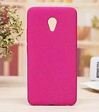 Матовый силиконовый Soft-tuch чехол для Meizu Pro 6 Plus / Стекла есть в наличии /, фото 5