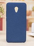 Матовый силиконовый Soft-tuch чехол для Meizu Pro 6 Plus / Стекла есть в наличии /, фото 7
