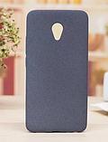 Матовый силиконовый Soft-tuch чехол для Meizu Pro 6 Plus / Стекла есть в наличии /, фото 8