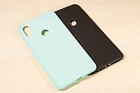 Силиконовый матовый чехол для Xiaomi Redmi S2 (2 Цвета)