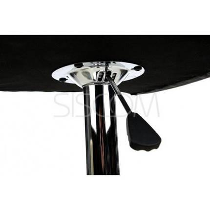 Барный стул табурет барний стілець кресло для кухни Hoker черный, фото 2