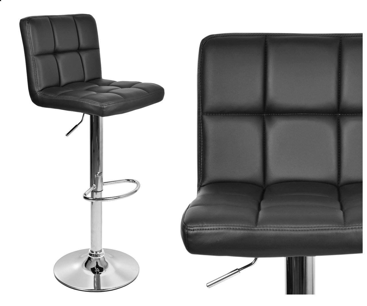 Барный стул барний стілець кресло на кухню Hoker черный