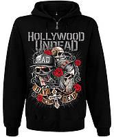 "Толстовка на молнии Hollywood Undead ""Day Of The Dead"""