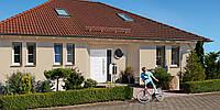 Входные двери в дом Thermo65 Hormann, RAL 9016