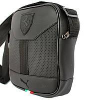 Чоловіча спортивна сумка через плече в стилі Puma (3014) b67a1f7499da4