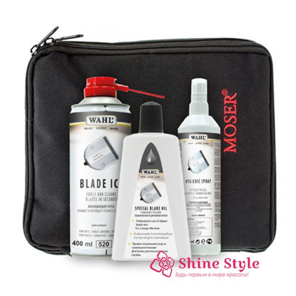 Набір для догляду Moser Blade Care Set 1000-7410