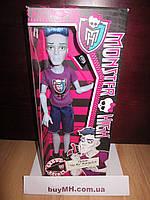 Кукла Monster High Ghoul Spirit Slo Mo Doll Слоу Мо Командный дух