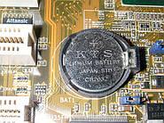 Когда нужно менять батарейку БИОСа?