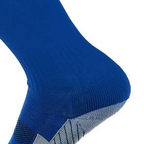 Футбольные гетры Europaw сине-белые, фото 2