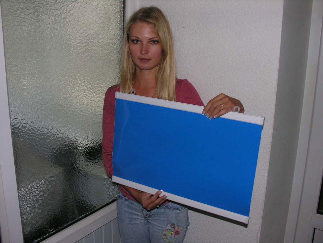 Крепления для формата A2,A1,A0, пластиковые, комплект на 1 плакат - фото 4